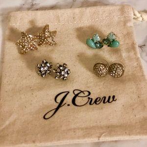 🎀 J.Crew earring bundle! 🎀
